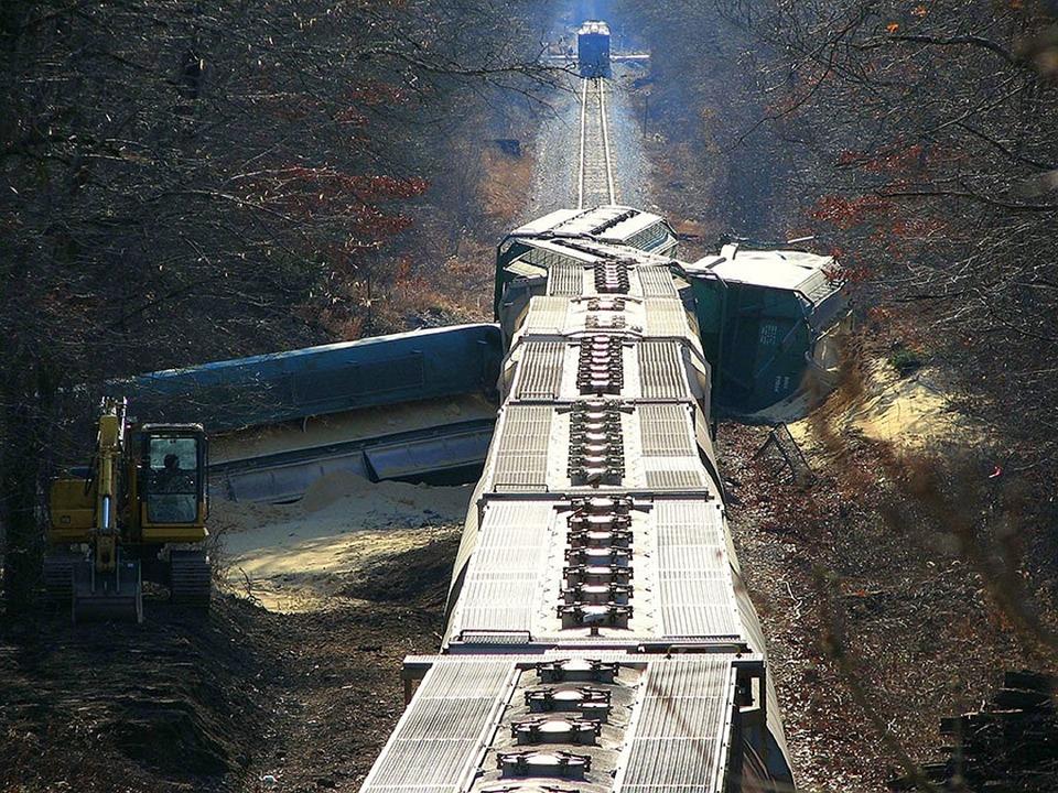 Train Crash, Accident, Catastrophe, Crash, Victims