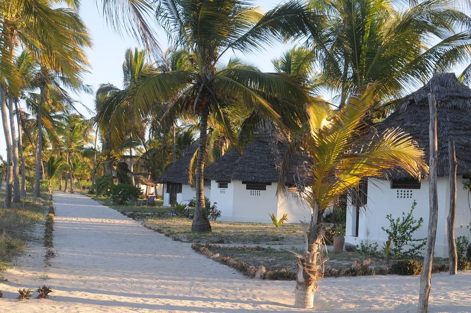 Hotel, Accommodation, Hurt, Travel, Beach