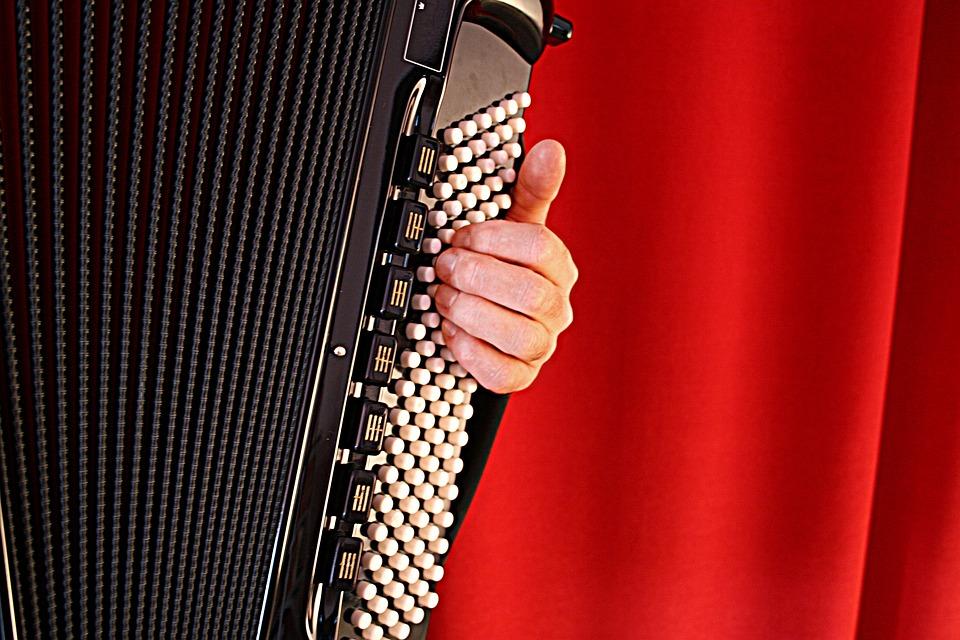 Accordion, Keyboard Instrument, Music, Players, Artists