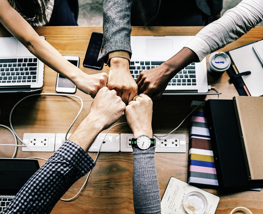 Achievement, Business, Cheer Up, Collaboration