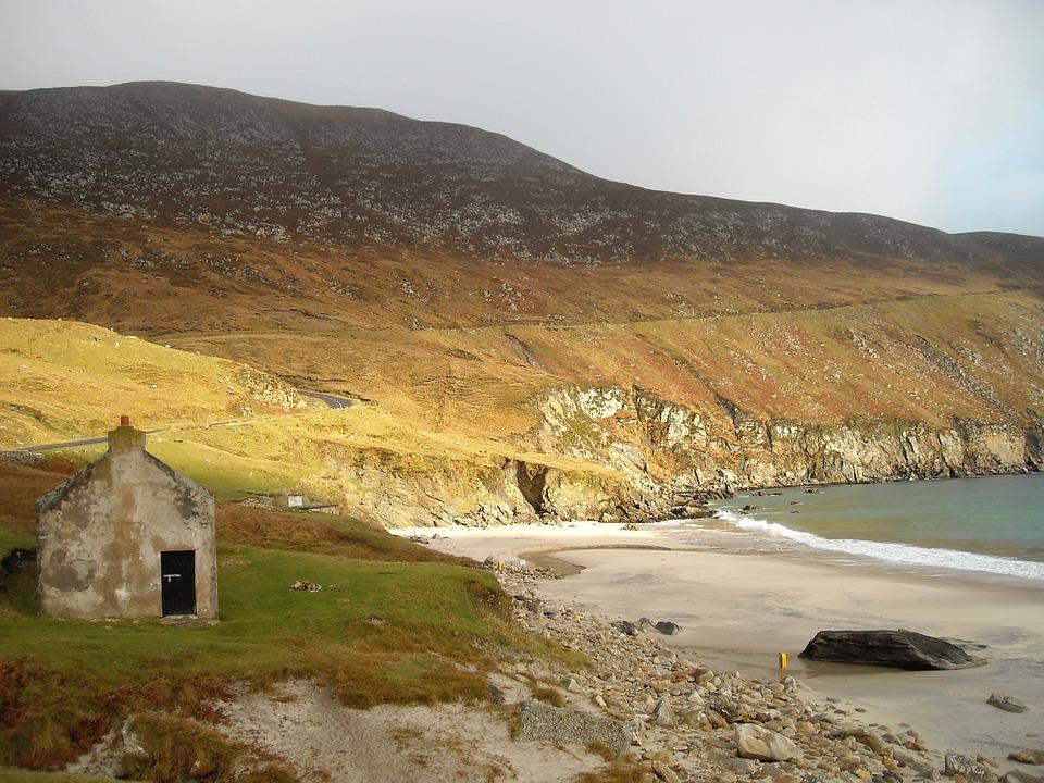 Ireland, Achill, Landscape, Island, Nature, Irish, Sea