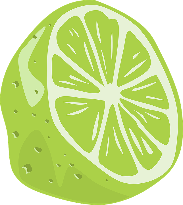 Lime, Fruit, Food, Acidic, Citrus, Half, Fresh, Healthy