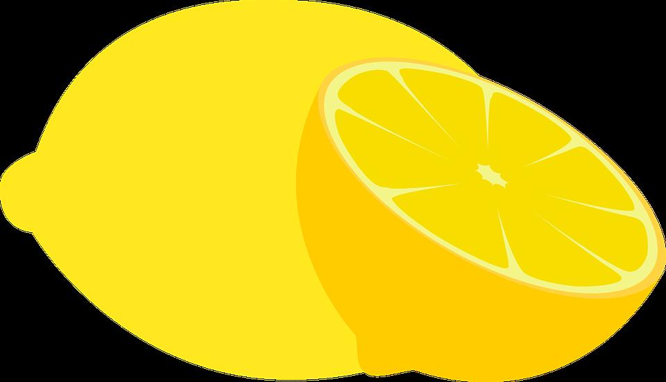 Lemon, Citric, Citrus, Fruit, Yellow, Healthy, Acidity