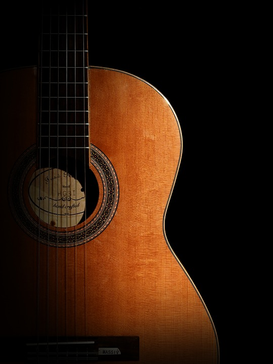 Guitar, Instrument, Music, Acoustic Guitar, Strings