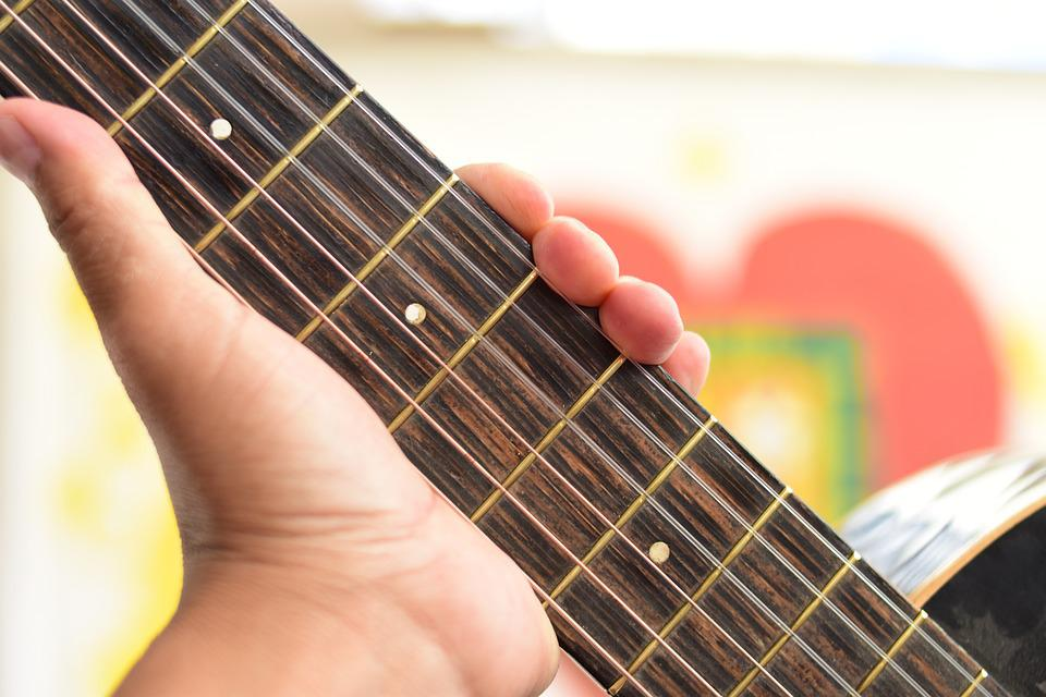 Guitar, Sound, Music, Acoustic