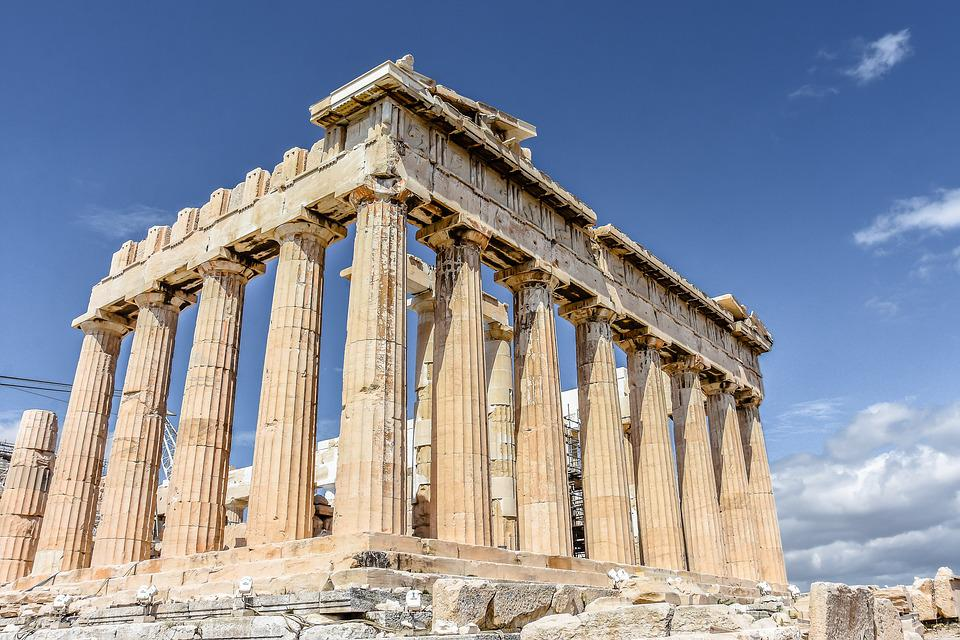 free photo acropolis ancient athens architecture greece greek max