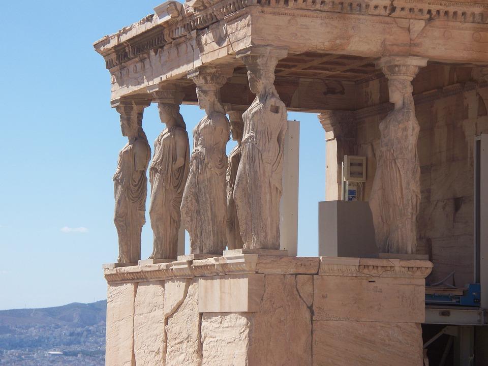 Acropolis Greece Greek Travel Architecture