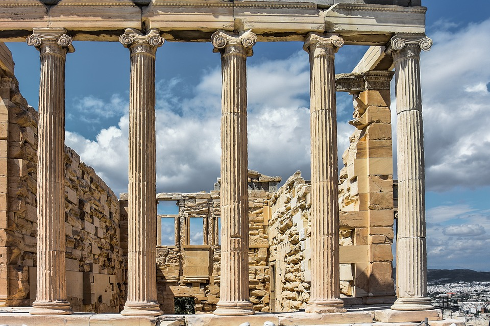 free photo acropolis greece athens greek architecture ancient max