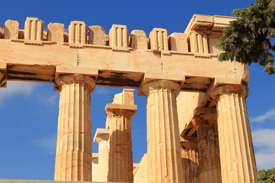Parthenon, Athens, Acropolis, Greece, Ancient, Greek