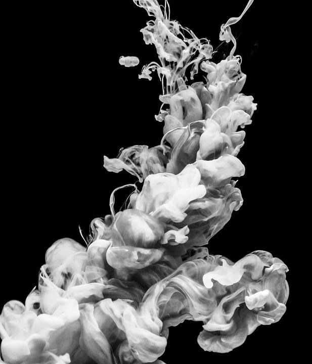 Abstract, Acrylic, Art, Artistic, Black