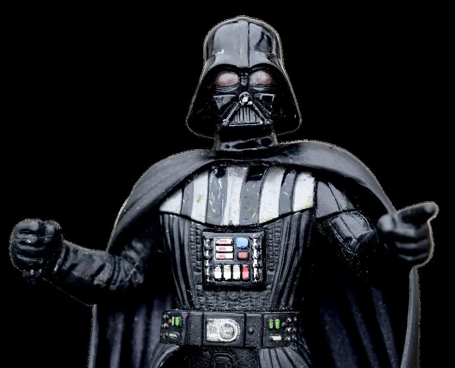 Star Wars, Darth Wader, Villain, Action, Figure, Toys