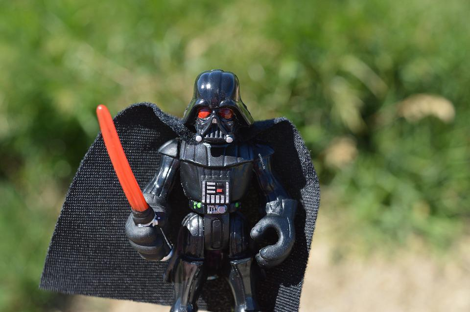 Darth Vader, Star Wars, Action Figure, Character