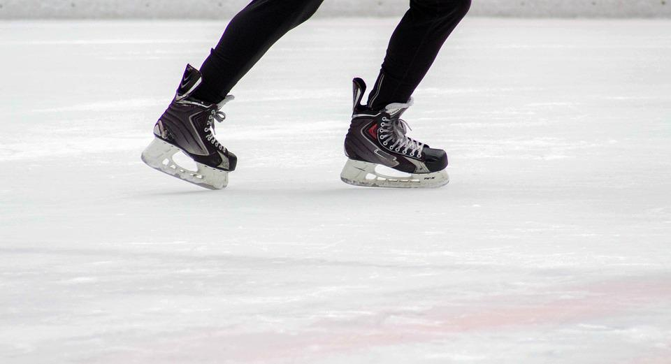 Ice, Skaters, Winter, Competition, Action, Snow