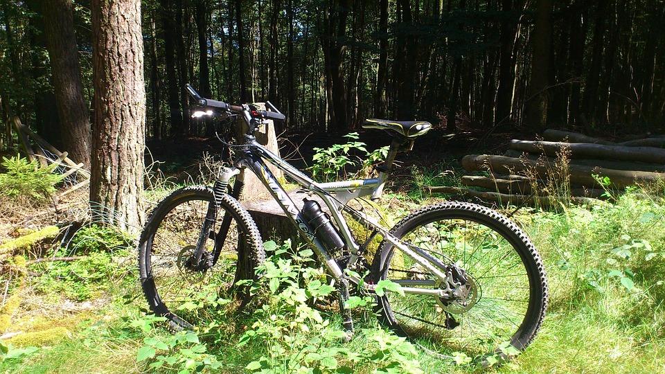 Mountain Bike, Bike, Cycling, Sport, Action