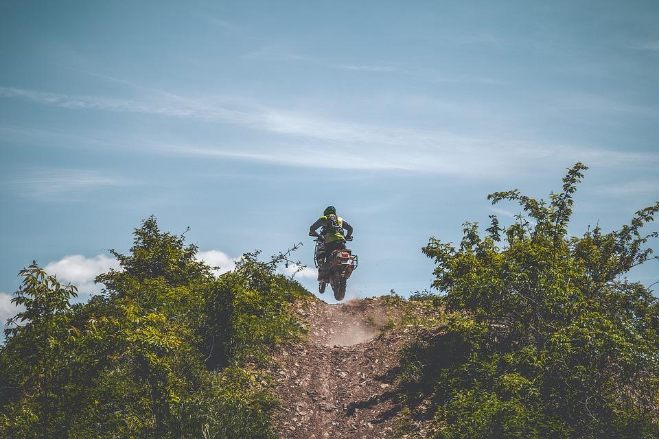 Enduro, Bike, Sport, Motorcycle, Motocross, Action