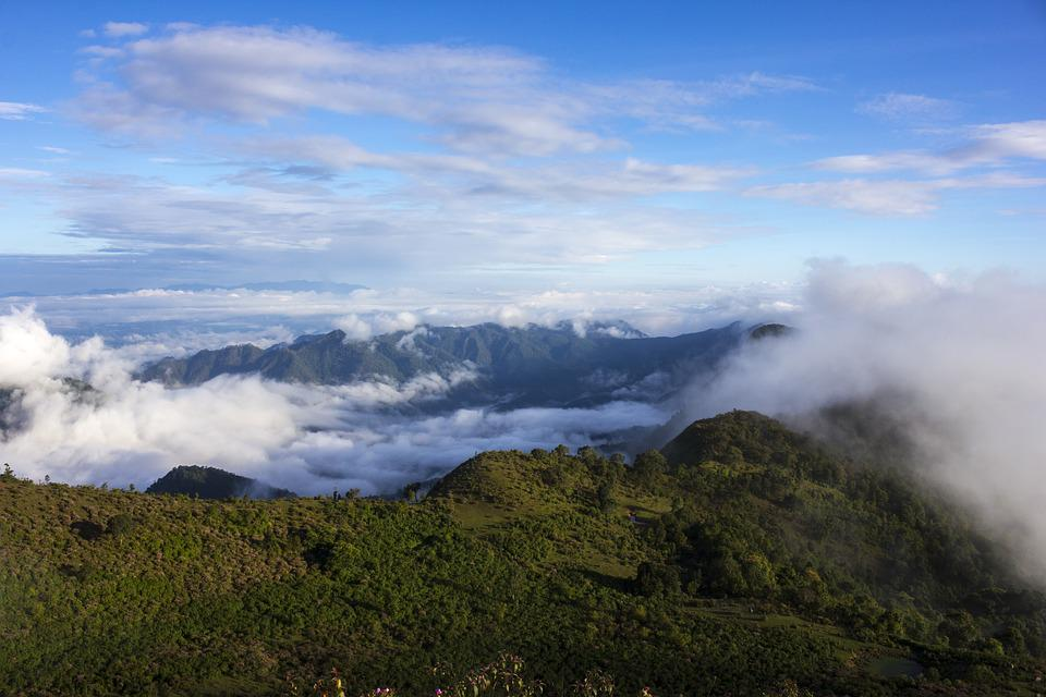 Haihi, Man, Mountain, Nature, Top, Achievement, Active
