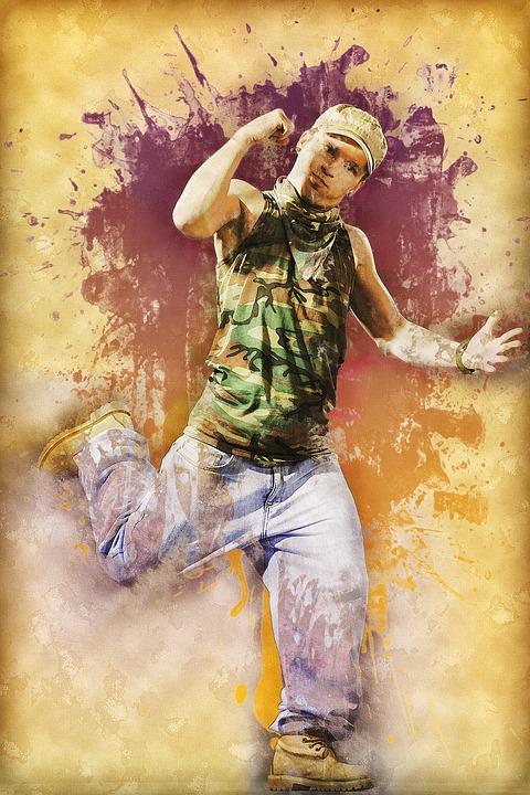 Man, Male, Human, Person, Hip Hop, Activity, Dancer