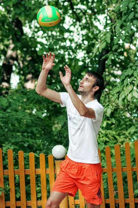 Volleyball, Sport, Game, Ball, Play, Volley, Activity
