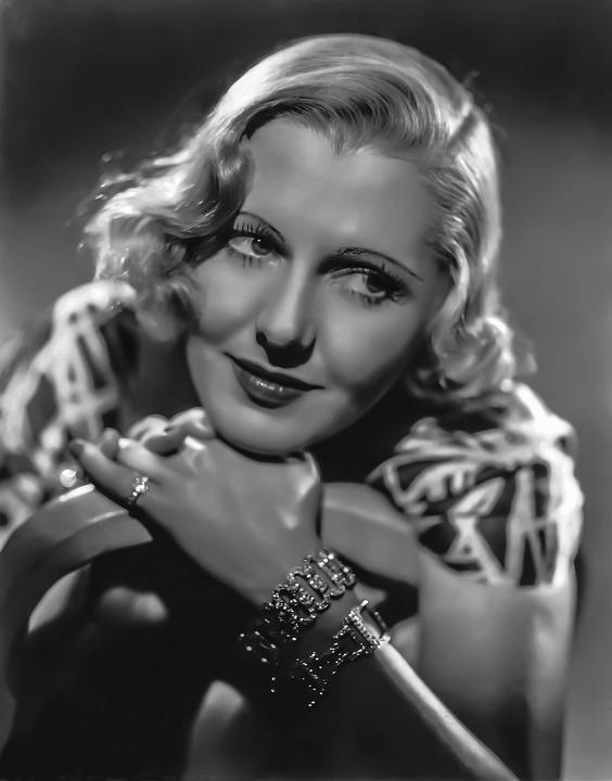Jean Arthur, Female, Portrait, Hollywood, Actress