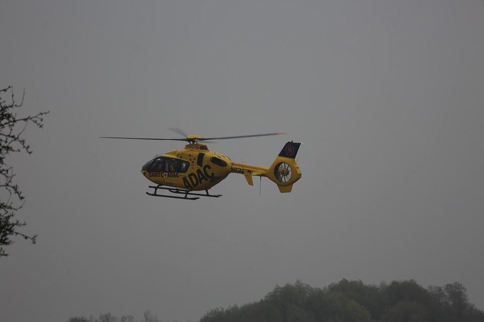 Adac, Helicopter, Rescue, Air Rescue, Doctor On Call