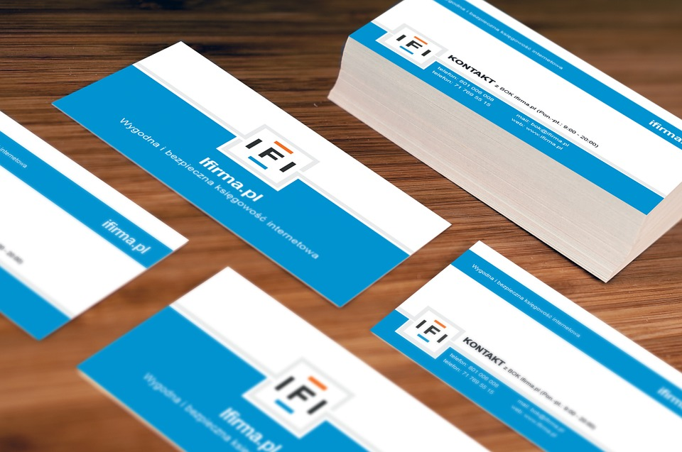 Free photo Address Name Company Business Card Logo - Max Pixel