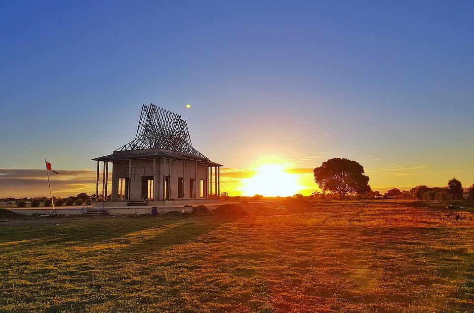 Com Cambodian Temple, Adelaide, South Australia