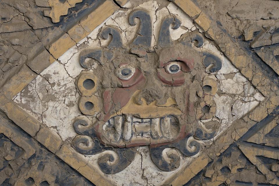 Trujillo, Huanchaco, Peru, Adobe, Mud, Wall