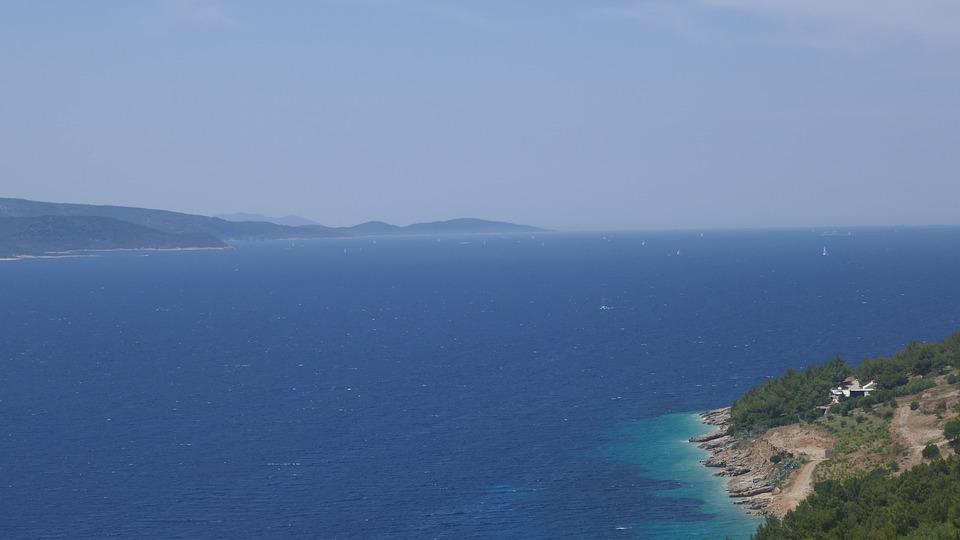 Croatia, Brac, Bol, Tourism, Vacations, Adriatic Sea