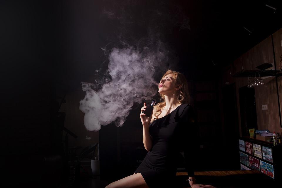 People, Adult, A, Smoke, Performance
