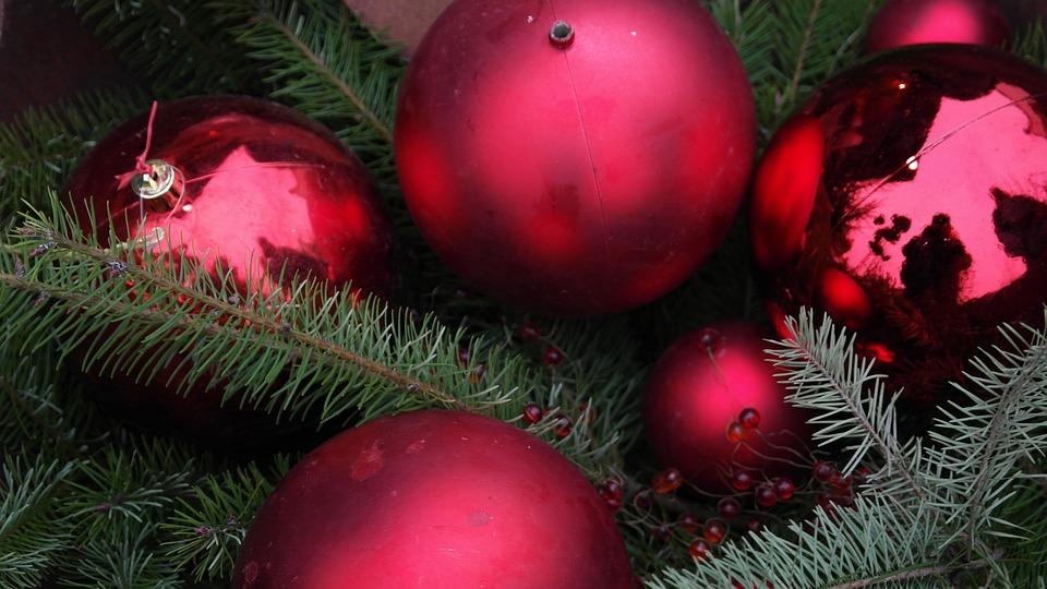 Christmas Balls, Advent, Atmosphere, Christmas