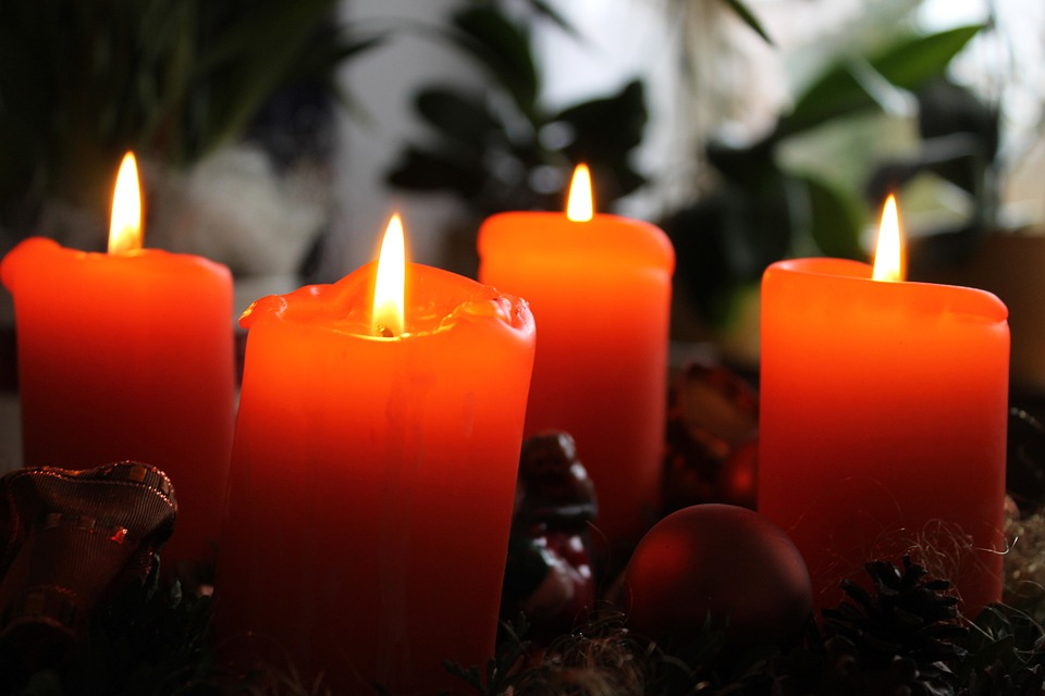 Advent, Candles, Christmas, Candle, Light