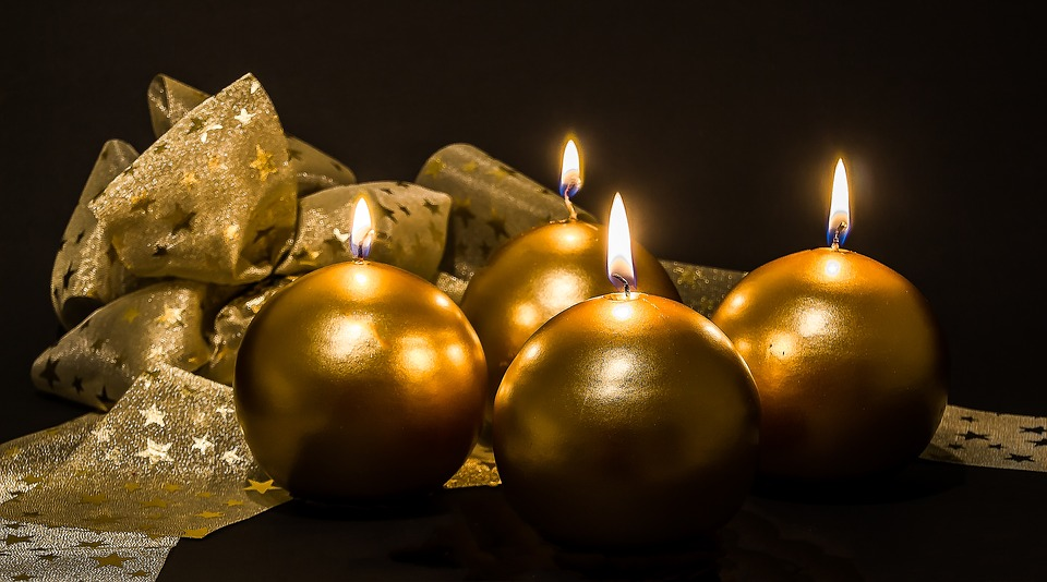 Advent, 4 Advent, Advent Candles, Christmas Jewelry
