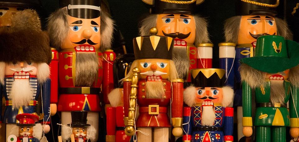 nutcracker christmas decoration craft advent