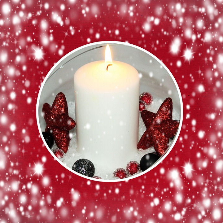 Christmas, Advent, Candle, Light, Flame, Christmas Time