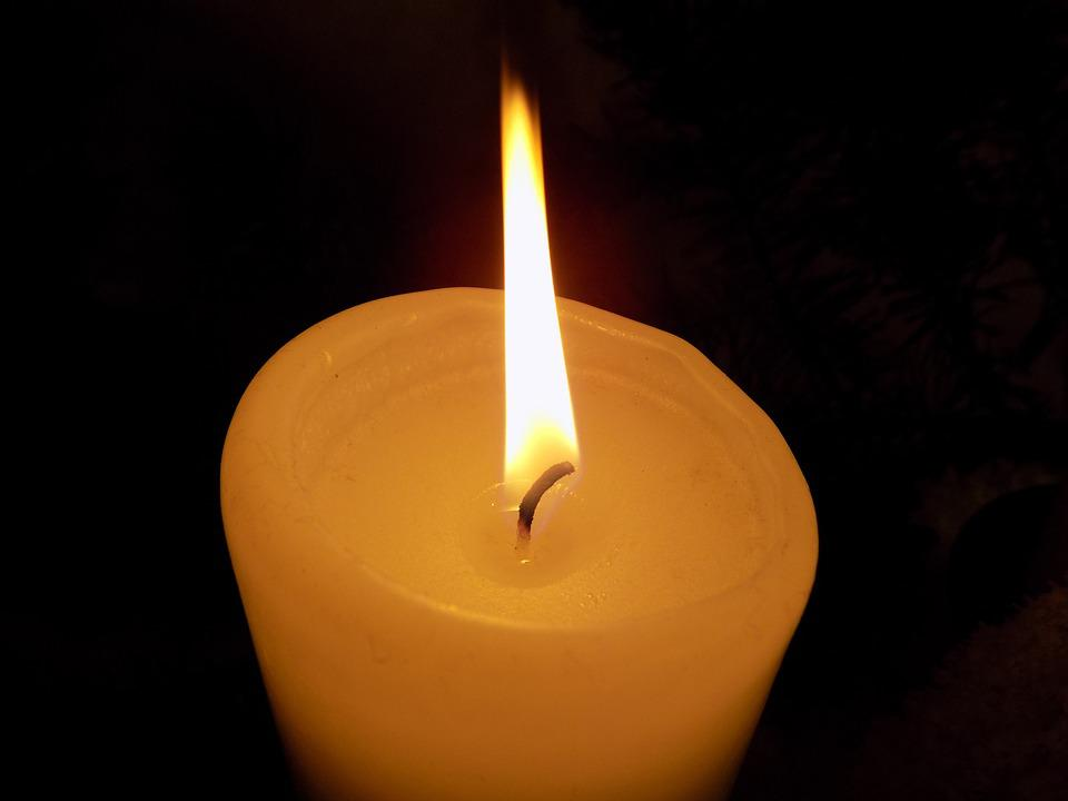 Candle, Flame, Advent, Christmas Time, Wax