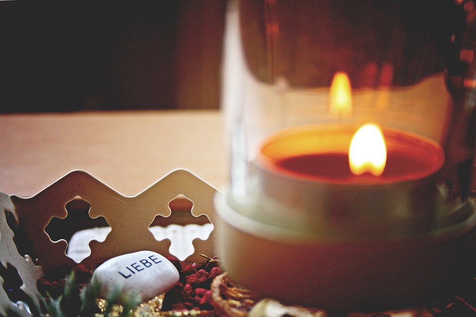 Advent Wreath, Candles, Candlelight, Shining, Light