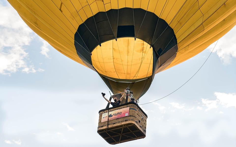 Hot Air Balloon, Adventure, Sky, Travel, Ballooning