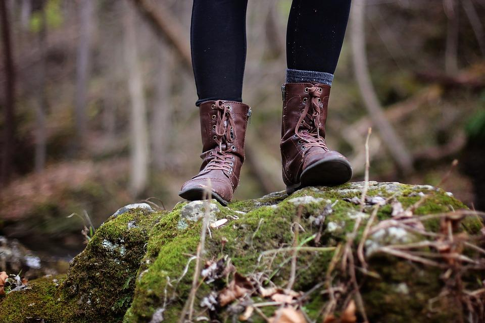 Adventure, Boots, Girl, Hiking, Mother Nature, Nature