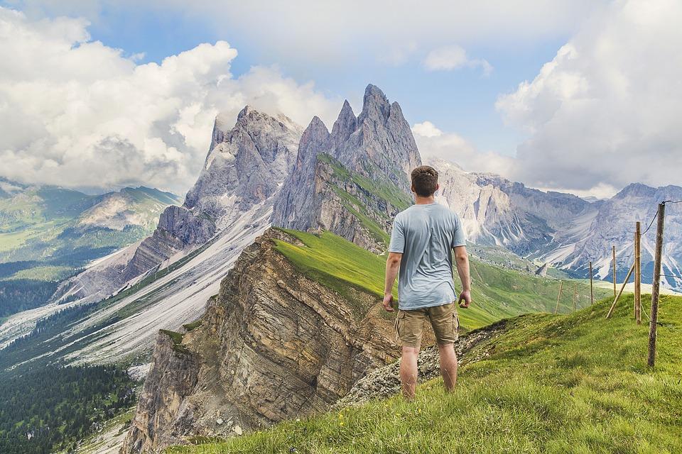 Adventure, Climb, Grass, High, Hike, Hills, Landscape