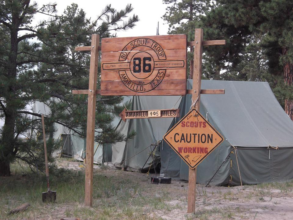 Camp, Scout, Outdoor, Camping, Adventure, Campsite