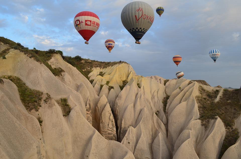 Adventure, Travel, Sky, Hot Air Balloon, Outdoor