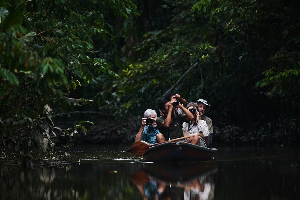 Body Of Water, River, People, Adventures