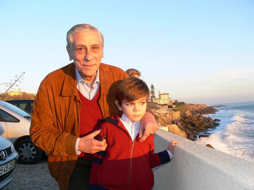 Grandfather, Advice, Family