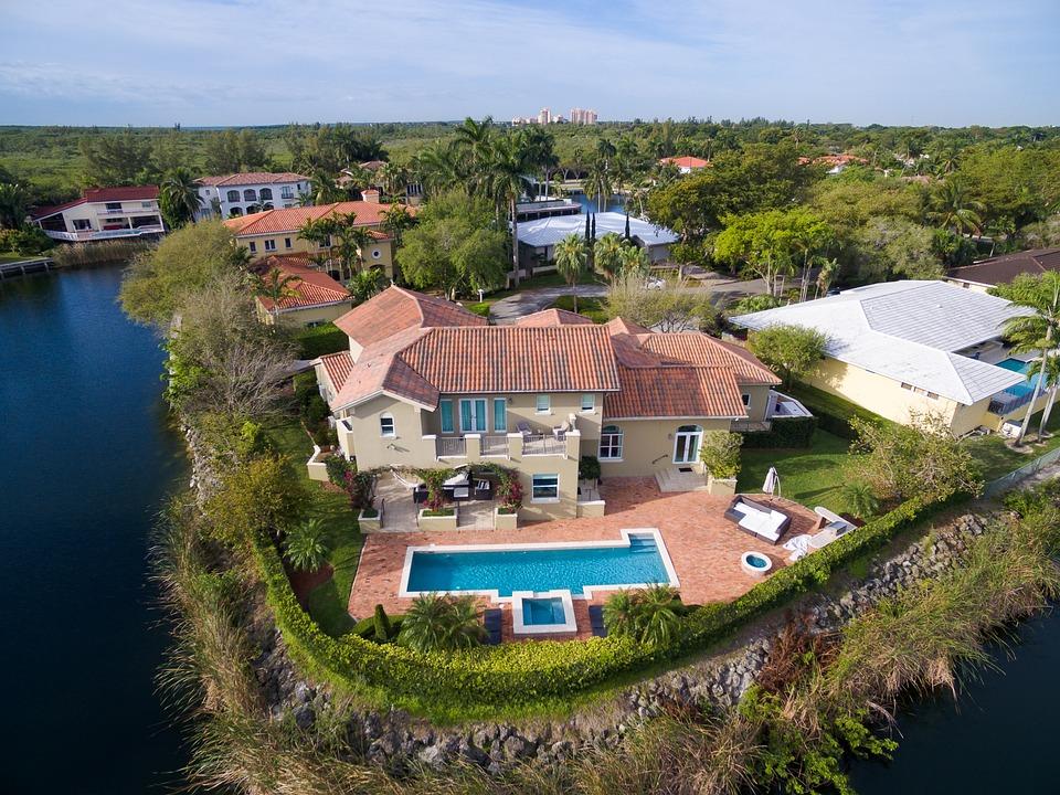 Aerial, Real Estate, Home, House, Agent, South Florida