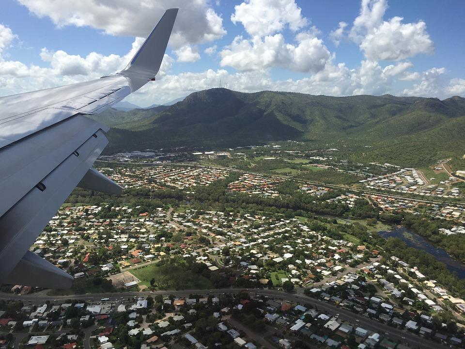Aero Plane, Travel, View