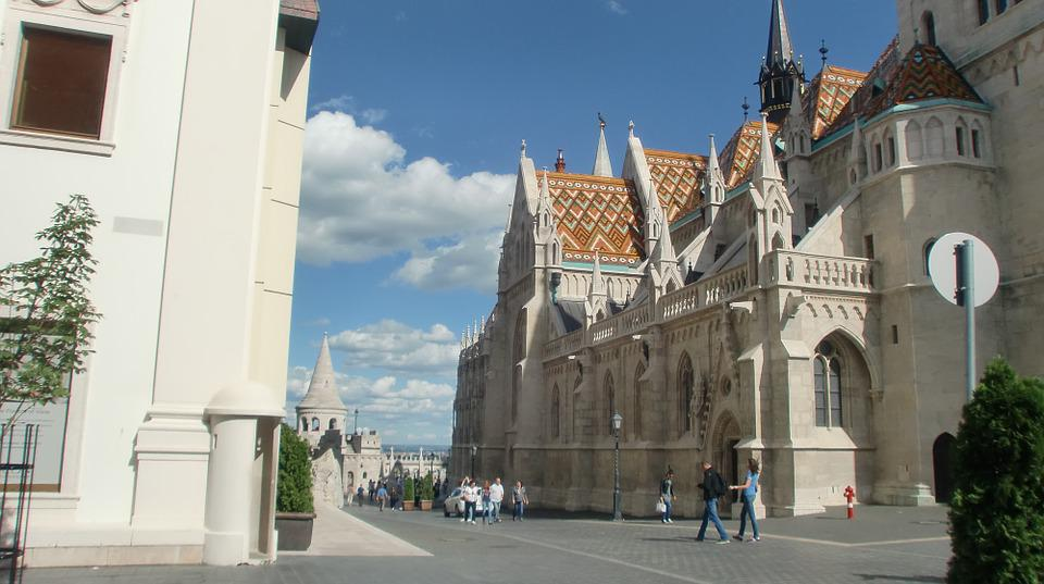 Budapest, Travel, Aesthetics, Visitors, Cathedra