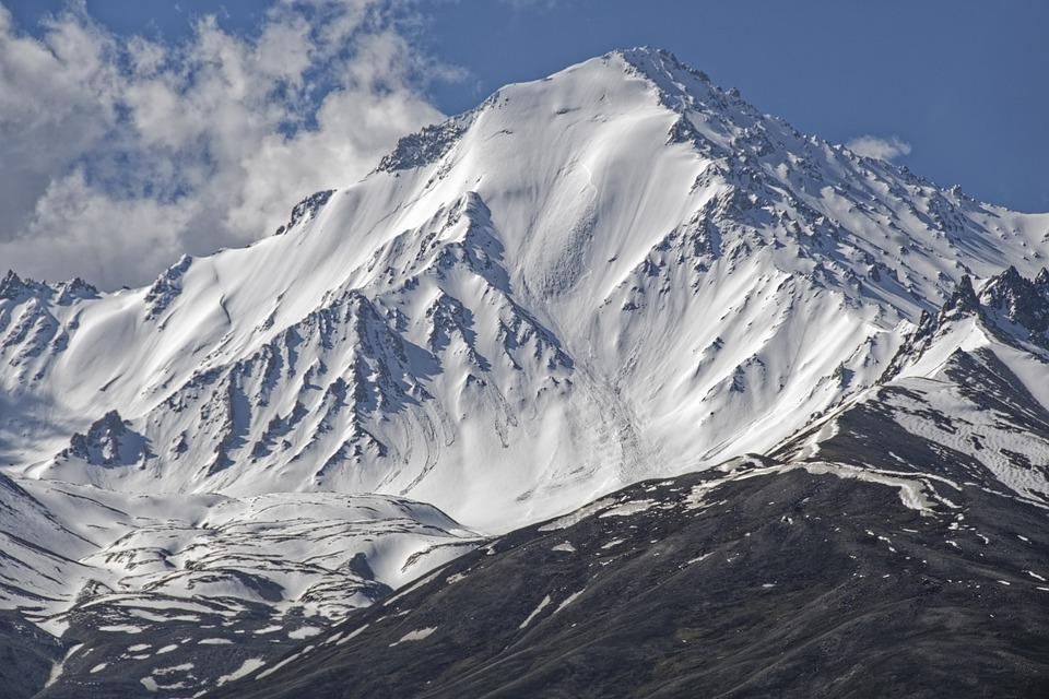 Free photo Afghanistan The Pamir Mountains Pamir Mountains - Max Pixel