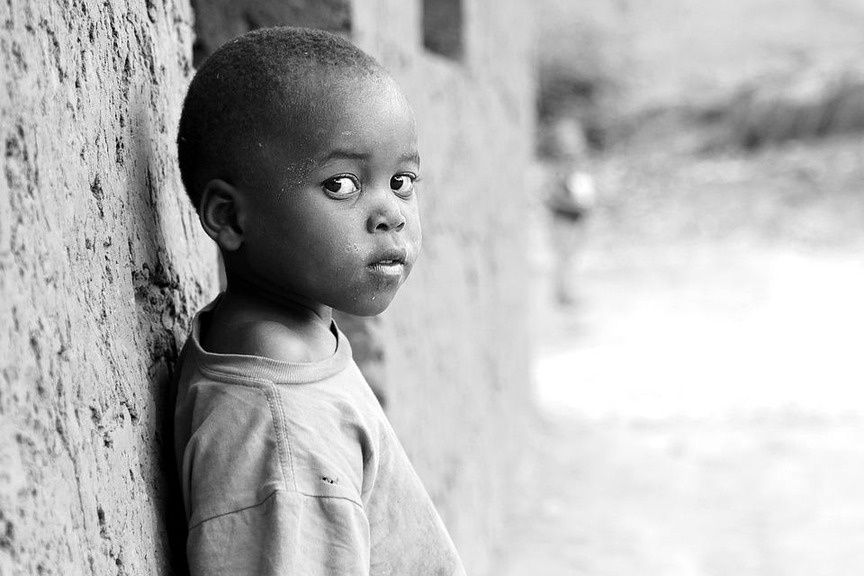 Africa, Children, Village, Uganda, Child, People, Young