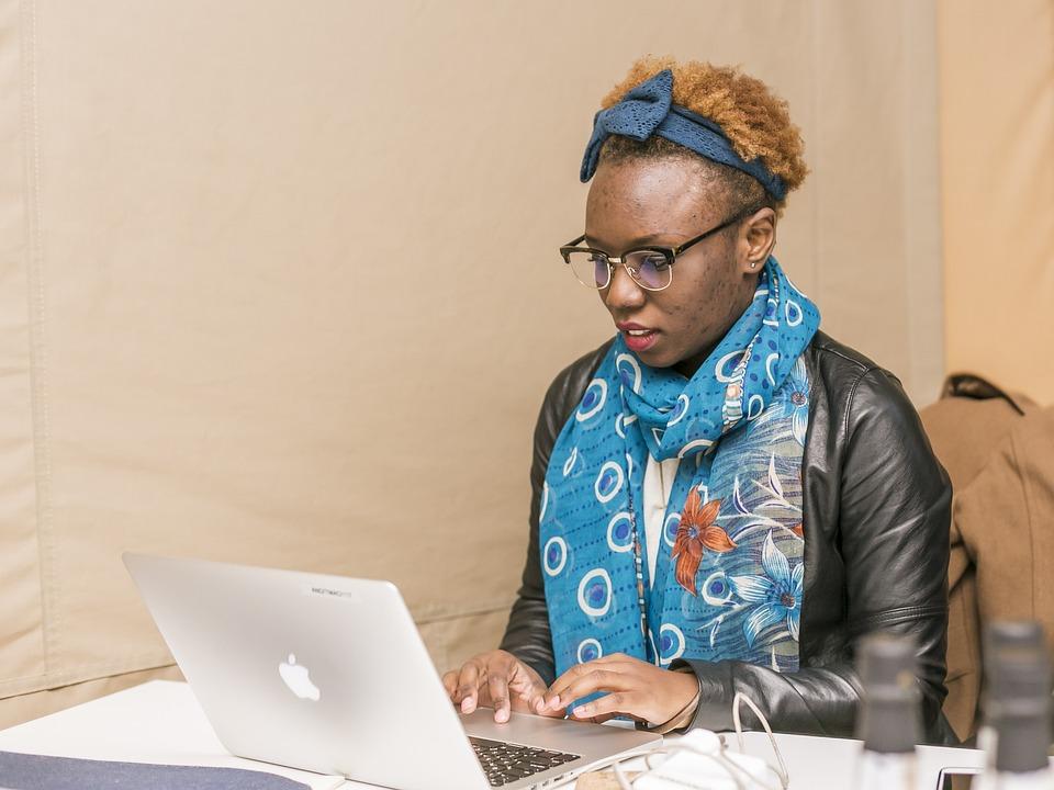 African, Work, Kenyan, Working, Black, Africa, Business