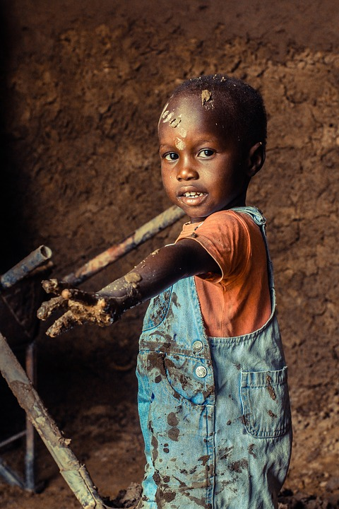 People, Child, Portrait, Turkana, Kid, Africa, Boy